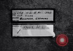 Image of Orval R Cook Wiesbaden Germany, 1955, second 2 stock footage video 65675031772