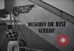 Image of William H Tunner Wiesbaden Germany, 1955, second 58 stock footage video 65675031773
