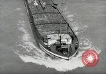 Image of river barge Mainz Germany, 1954, second 15 stock footage video 65675031776