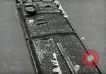 Image of river barge Mainz Germany, 1954, second 25 stock footage video 65675031776