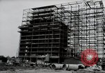 Image of construction Wiesbaden Germany, 1954, second 9 stock footage video 65675031779