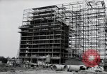 Image of construction Wiesbaden Germany, 1954, second 18 stock footage video 65675031779