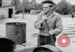 Image of construction Wiesbaden Germany, 1954, second 36 stock footage video 65675031779