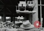 Image of construction Wiesbaden Germany, 1954, second 51 stock footage video 65675031779