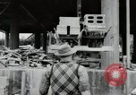 Image of construction Wiesbaden Germany, 1954, second 52 stock footage video 65675031779