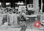 Image of construction Wiesbaden Germany, 1954, second 56 stock footage video 65675031779