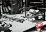 Image of construction work Mainz Germany, 1954, second 22 stock footage video 65675031792