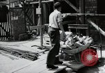 Image of construction work Mainz Germany, 1954, second 26 stock footage video 65675031792