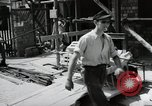 Image of construction work Mainz Germany, 1954, second 30 stock footage video 65675031792