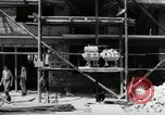 Image of construction work Mainz Germany, 1954, second 34 stock footage video 65675031792