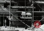 Image of construction work Mainz Germany, 1954, second 35 stock footage video 65675031792
