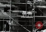 Image of construction work Mainz Germany, 1954, second 37 stock footage video 65675031792