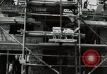 Image of construction work Mainz Germany, 1954, second 38 stock footage video 65675031792