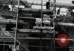 Image of construction work Mainz Germany, 1954, second 40 stock footage video 65675031792