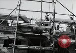 Image of construction work Mainz Germany, 1954, second 44 stock footage video 65675031792