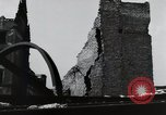 Image of damaged buildings Mainz Germany, 1954, second 24 stock footage video 65675031798