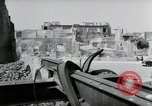 Image of damaged buildings Mainz Germany, 1954, second 25 stock footage video 65675031798