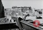Image of damaged buildings Mainz Germany, 1954, second 27 stock footage video 65675031798