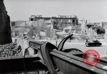 Image of damaged buildings Mainz Germany, 1954, second 28 stock footage video 65675031798