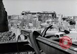 Image of damaged buildings Mainz Germany, 1954, second 29 stock footage video 65675031798