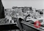 Image of damaged buildings Mainz Germany, 1954, second 30 stock footage video 65675031798