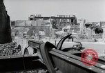 Image of damaged buildings Mainz Germany, 1954, second 31 stock footage video 65675031798