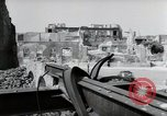 Image of damaged buildings Mainz Germany, 1954, second 32 stock footage video 65675031798