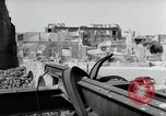 Image of damaged buildings Mainz Germany, 1954, second 33 stock footage video 65675031798