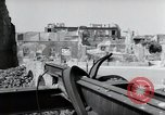 Image of damaged buildings Mainz Germany, 1954, second 34 stock footage video 65675031798