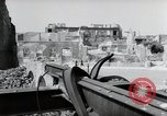 Image of damaged buildings Mainz Germany, 1954, second 36 stock footage video 65675031798