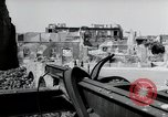Image of damaged buildings Mainz Germany, 1954, second 37 stock footage video 65675031798