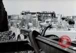 Image of damaged buildings Mainz Germany, 1954, second 39 stock footage video 65675031798