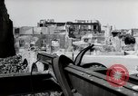 Image of damaged buildings Mainz Germany, 1954, second 40 stock footage video 65675031798