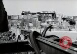 Image of damaged buildings Mainz Germany, 1954, second 42 stock footage video 65675031798