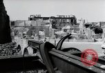 Image of damaged buildings Mainz Germany, 1954, second 46 stock footage video 65675031798