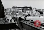 Image of damaged buildings Mainz Germany, 1954, second 47 stock footage video 65675031798