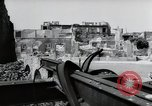 Image of damaged buildings Mainz Germany, 1954, second 49 stock footage video 65675031798