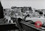 Image of damaged buildings Mainz Germany, 1954, second 51 stock footage video 65675031798