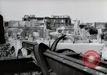 Image of damaged buildings Mainz Germany, 1954, second 52 stock footage video 65675031798