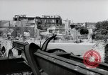 Image of damaged buildings Mainz Germany, 1954, second 54 stock footage video 65675031798