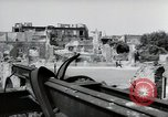 Image of damaged buildings Mainz Germany, 1954, second 55 stock footage video 65675031798