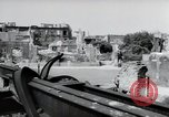 Image of damaged buildings Mainz Germany, 1954, second 57 stock footage video 65675031798