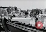 Image of damaged buildings Mainz Germany, 1954, second 58 stock footage video 65675031798