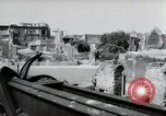 Image of damaged buildings Mainz Germany, 1954, second 59 stock footage video 65675031798