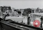 Image of damaged buildings Mainz Germany, 1954, second 60 stock footage video 65675031798