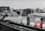 Image of damaged buildings Mainz Germany, 1954, second 61 stock footage video 65675031798