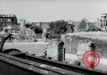 Image of damaged buildings Mainz Germany, 1954, second 62 stock footage video 65675031798