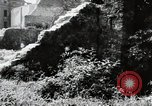 Image of damaged buildings Mainz Germany, 1954, second 16 stock footage video 65675031799