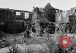 Image of damaged buildings Mainz Germany, 1954, second 24 stock footage video 65675031799
