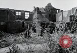 Image of damaged buildings Mainz Germany, 1954, second 26 stock footage video 65675031799
